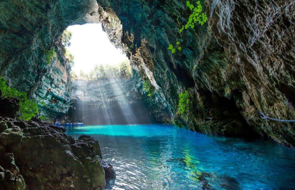 Самые красивые места Греции