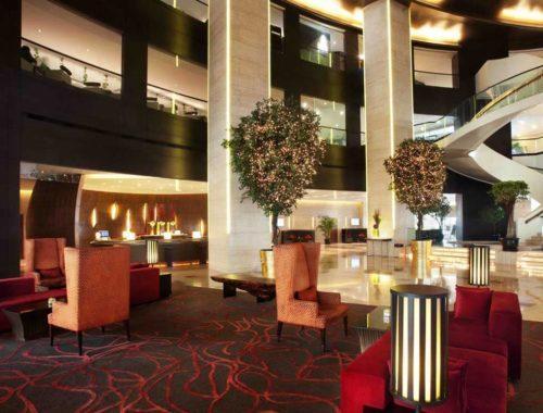 Работа в отелях Китая