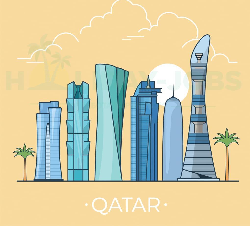 Сотрудник ресепшен в Катар