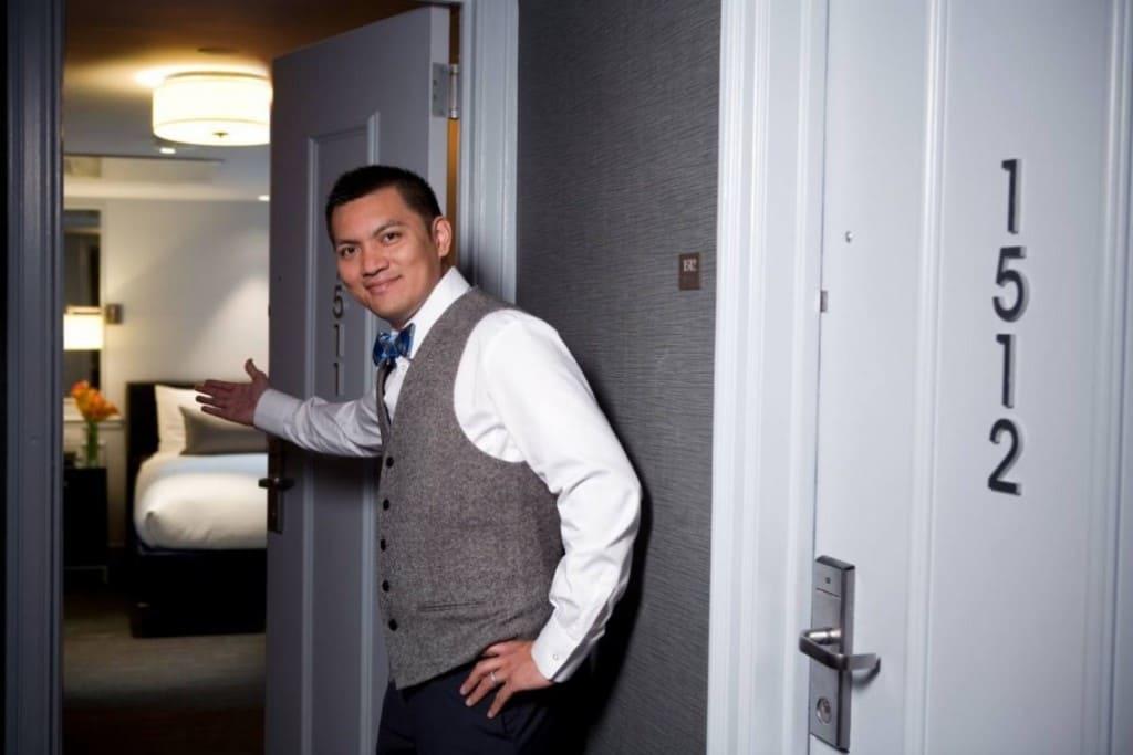 Требуется Хаусмен в Отель 4* в Геленджик!